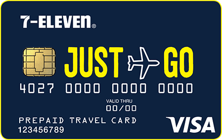 open 247 you can get your visa prepaid travel card at your local 7 eleven store - Visa Prepaid Travel Card